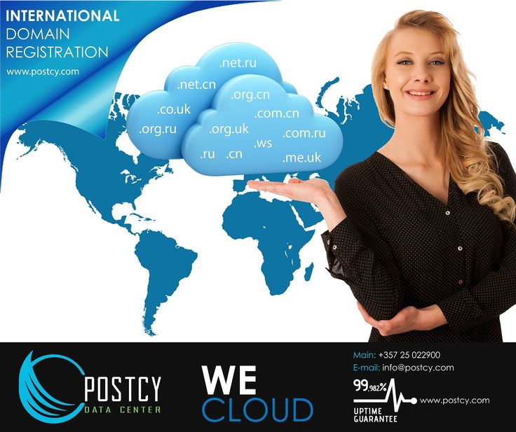 International Domain Registration allows companies to easily show their global presence. Protect your company's brand and domain around the world and allow future expansion into countries with localized sites