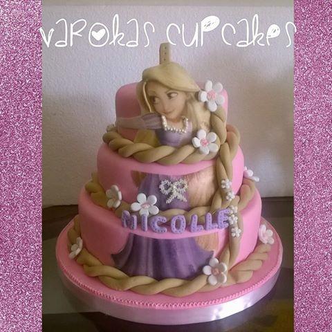 Rapunzel para ti...