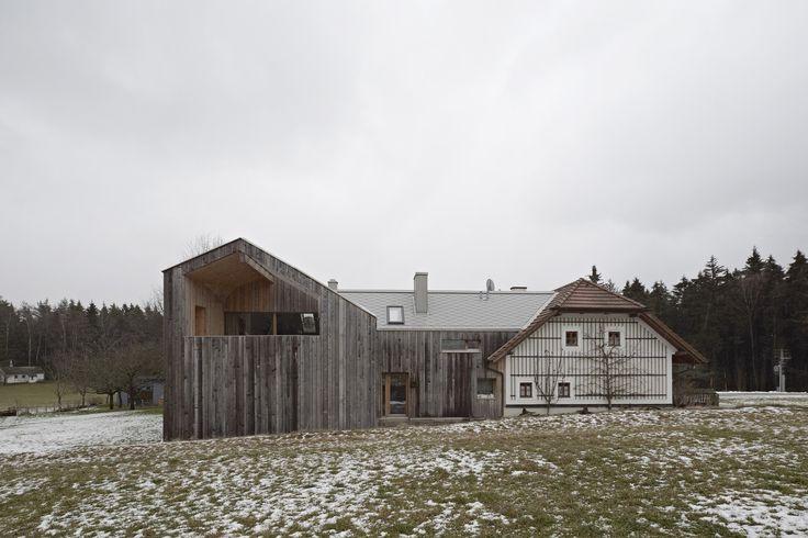 Farmhouse Extension  / HPSA
