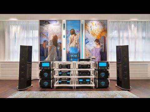 BIS Audio predstavuje nový showroom určený pre náročnejších audiofilov a záujemcov o domáce kino - YouTube