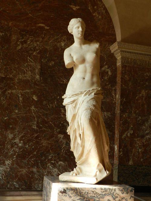 Museu du Louvre: Venus de Milo