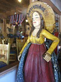 Eat at Old Town's Restaurants in Albuquerque: Casa de Fiesta Mexican Grill