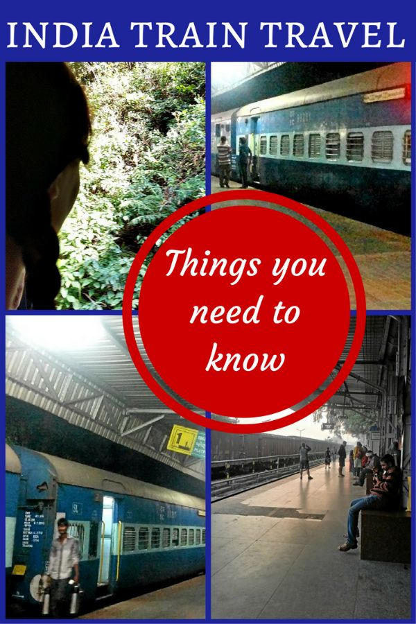 India train travel is a wonderful opportunity to meet the locals and make new friends. Here are things you need to know about catching a train in India.  #indiatrain #indiatransport