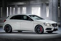 Mercedes-Benz A45 AMG official pictures news and details | evo