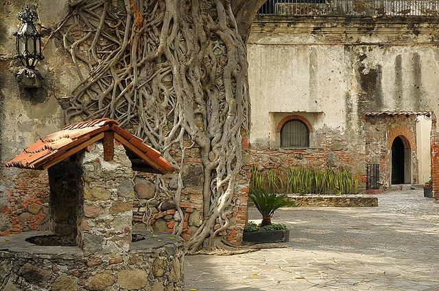 la hacienda en Cuernavaca  Mexico