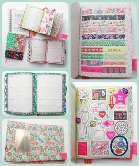 Souvent 434 best Scrapbook & Planner images on Pinterest | Planner ideas  UK97