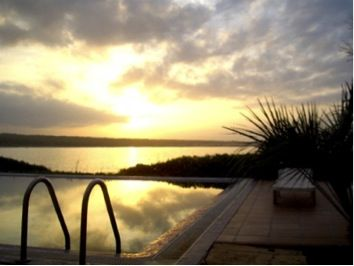 Solnedgang på Sa Punta de Estanoyl