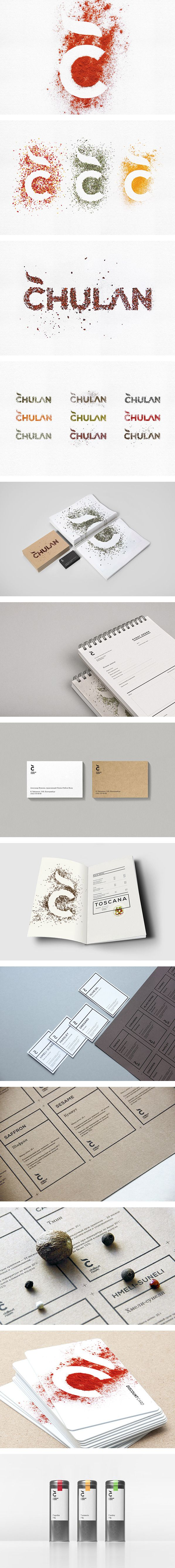 Chulan branding by Loyalty Creative Technology