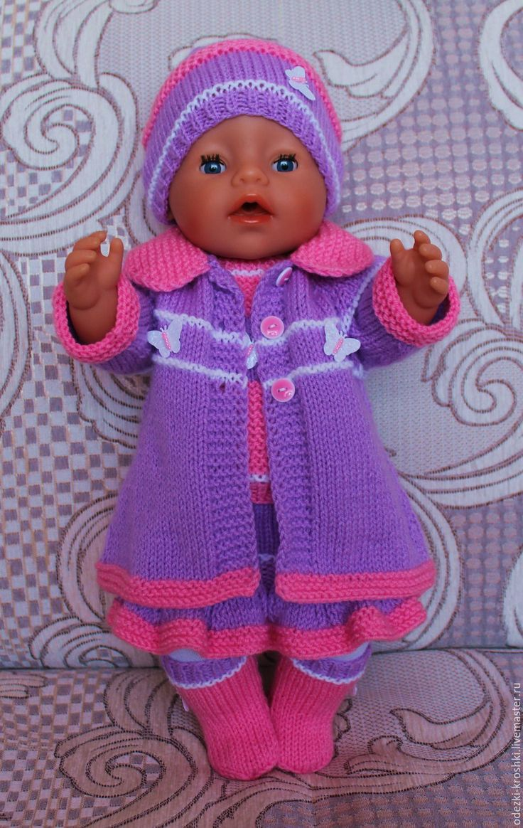 519 best poppenkleertjes images on Pinterest | Baby born, Dolls and ...