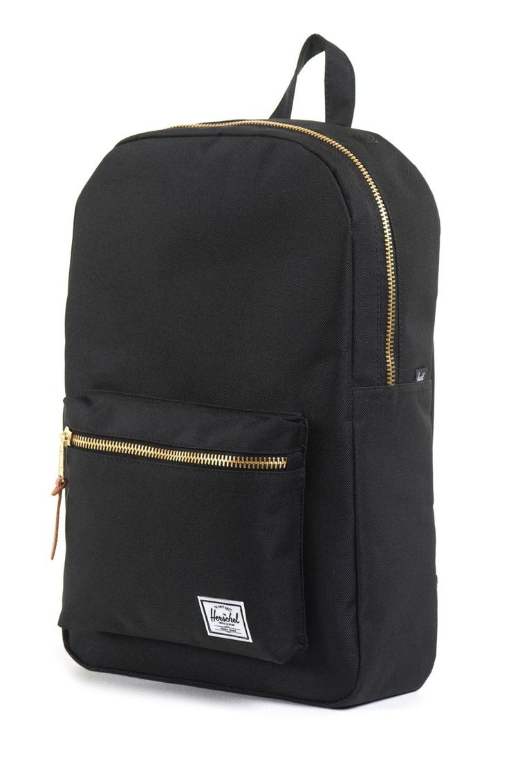 HERSCHEL SUPPLY CO. Settlement Backpack Black $110