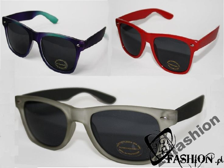 Okulary Nerdy Kujonki Primark Wayfarer kolor wybór