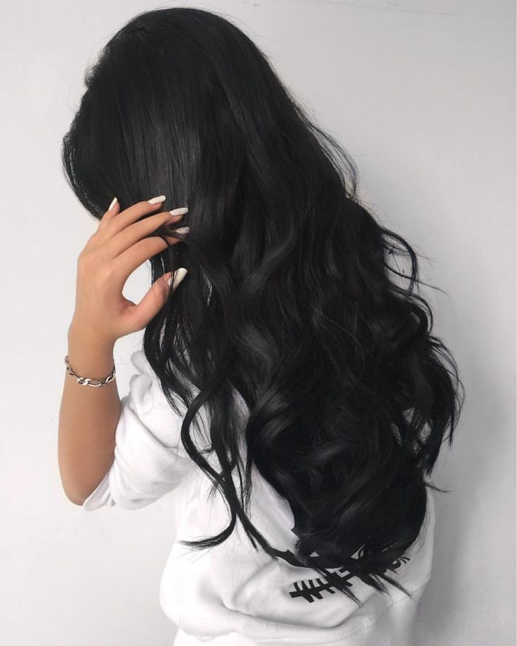 25 best ideas about long black hair on pinterest long