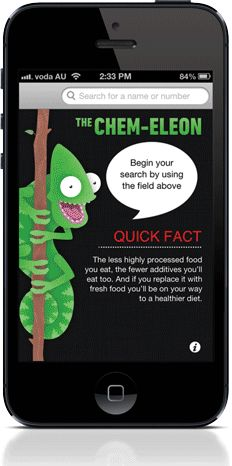 47 best mobile apps for food allergies images on pinterest enter the name or number of a chemical or ingredient and the chemical smart chemeleon will forumfinder Gallery