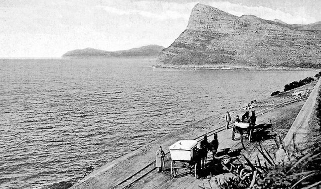 En route to Cape Point Smitswinkel Bay, 1914| Flickr - Photo Sharing!