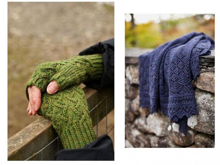 Осенние аксессуары от Brooklyn Tweed: 30 уютных моделей из твида - Ярмарка Мастеров - ручная работа, handmade