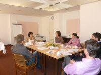 Fotografie z 1. projektového workshopu - Fotogalerie - Cesta k Mediaci