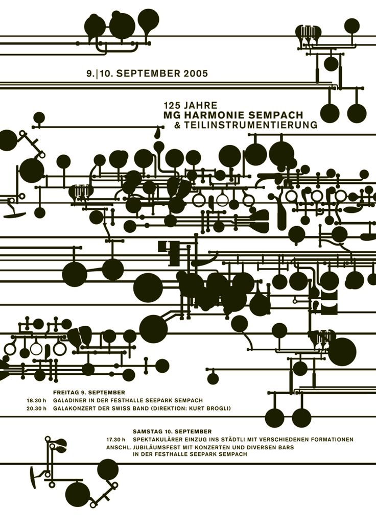erich brechbühl - typo/graphic posters