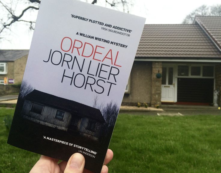"Nordic Noir novel set in NORWAY ""Ordeal"" by Jørn Lier Horst http://www.tripfiction.com/crime-mystery-set-in-noway/"