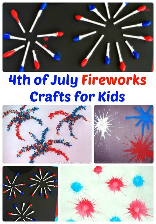 4th of july toddler art projects