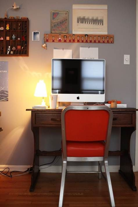 203 best iMac desk office ideas images on Pinterest Home office
