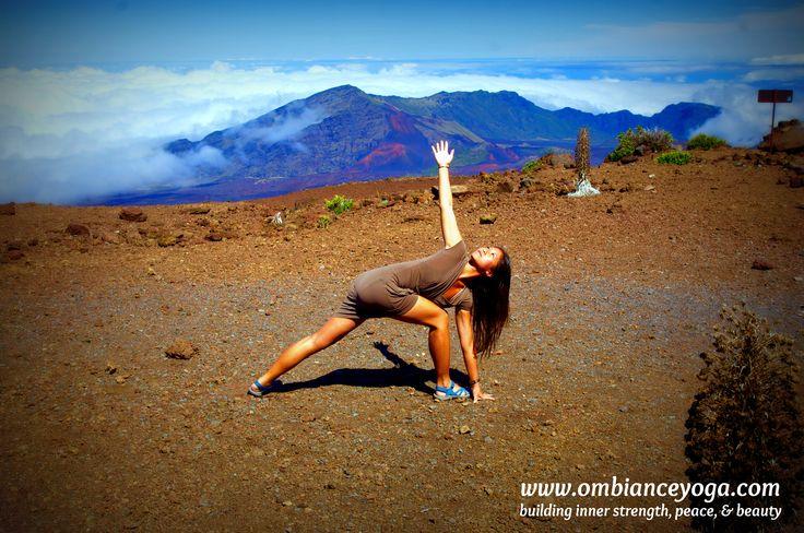 Dig deep. Haleakala National Park - Maui, Hawaii  Retreat and explore with me! #wanderer #wanderlust #travel #ombianceyoga #solotraveler #traveler #explore #travelgram #travelingyogini #travelbug #traveltips #yoga #yogaretreat #yogatravel #yogalove