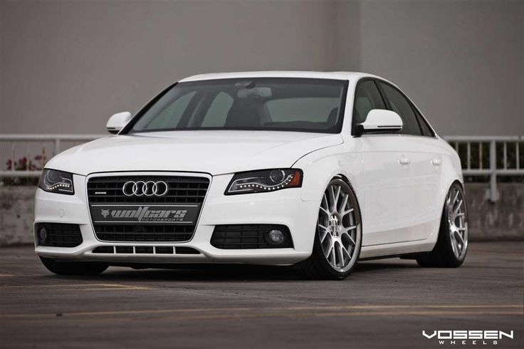 Audi A4 With Vossen Vvscv2 Wheels By Element Wheels In Chandler Az Click To View More Photos