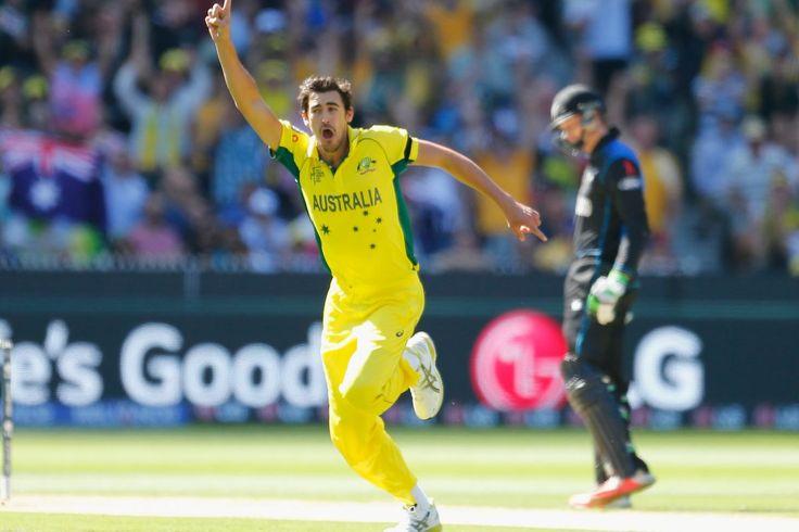 ICC CWC 2015, Final, Australia v New Zealand