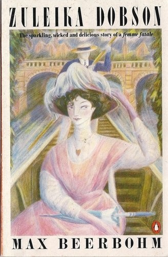 Written by Sir Max Beerbohm in 1911, Zuleika Dobson became one of the most celebrated satires of the time. In the fantasy, a send-up of the world of Oxford just before it changed forever with the coming of the First World War, all the undergraduates of Oxford fall in love with Zuleika, and commit suicide by drowning in the Isis. Since its publication, many pretty Oxford students have been likened to Zuleika, including historian Elizabeth Longford and Boris Johnson's ex-wife Allegra…