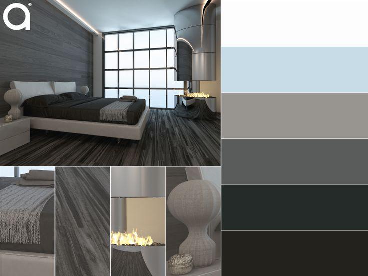 Paleta de color para una habitaci n masculina paleta de for Colores para pintar una habitacion