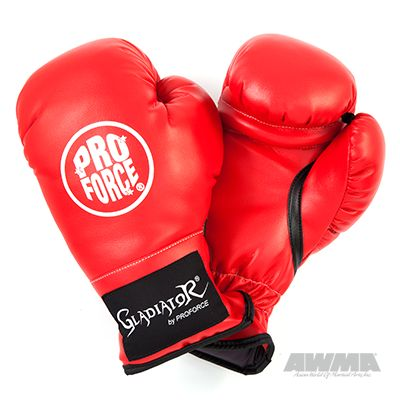 ProForce® Gladiator Kid & Youth Boxing Gloves - Red