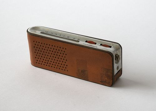 TELEFUNKEN Match Transistor Radio