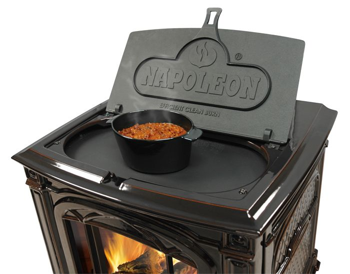 how to operate a wood burning cook stove