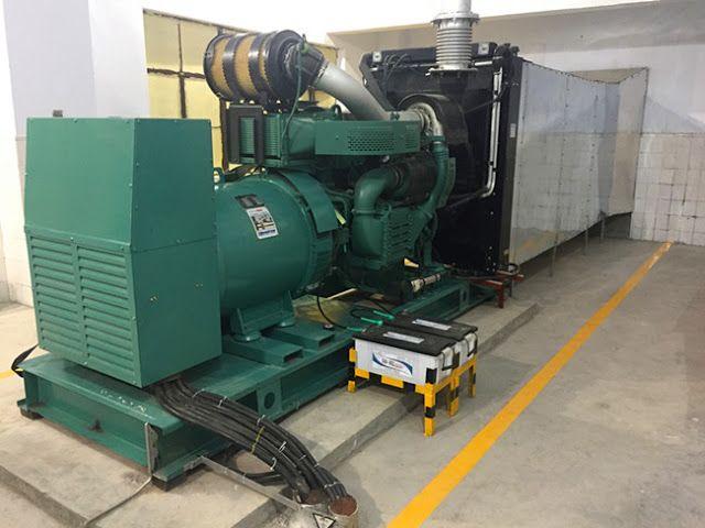 Diesel Generator Tech Operation Of Emergency Diesel Generator Diesel Generators Diesel Cummins Generators