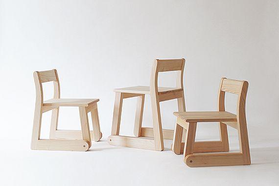 園児の椅子   こいずみ道具店