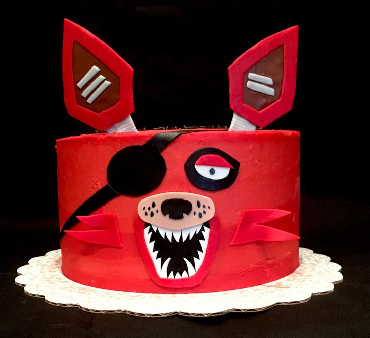 Images About Nightmare Cakes On Pinterest Freddy