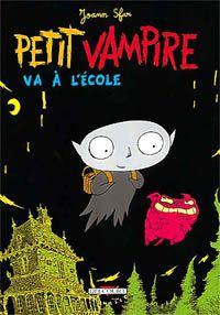 """Cycle 3 : """"Petit vampire va à l'école"""" - Rallye liens : un livre pour la rentrée."""