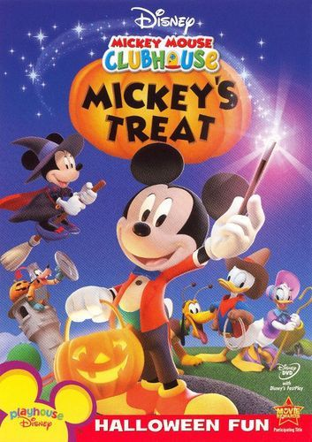 Mickey Mouse Clubhouse: Mickey's Treat [DVD]