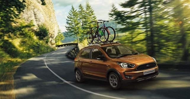 The Ford Freestyle Cross Hatchback Will Launch In India On April