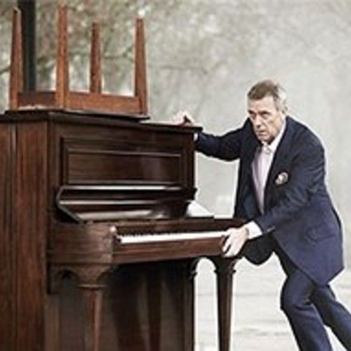 #HughLaurie talked to Geoff Hutchison on @720mornings about his love of #blues music