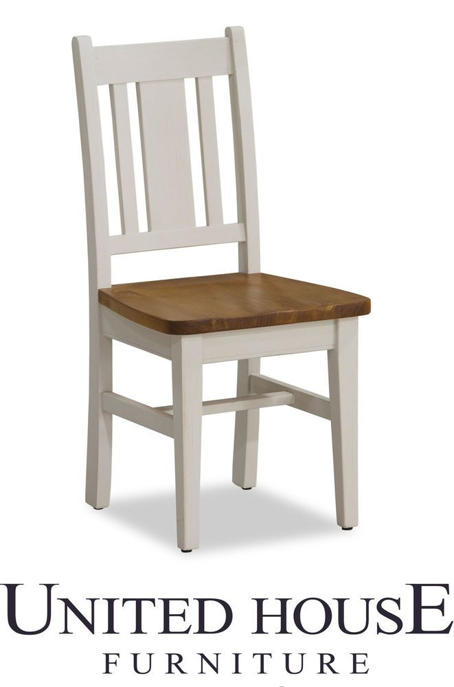 Shabby Chic White Solid Timber Dining Chair Chairs French Provincial Furniture