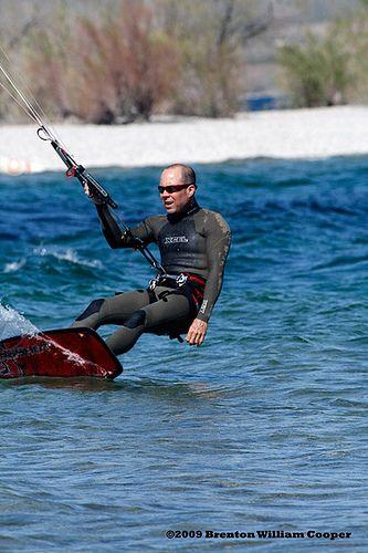 kite surfing   Flickr - Photo Sharing!