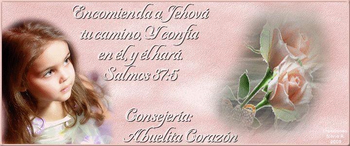 CONSEJERIA con ABUELITA CORAZON