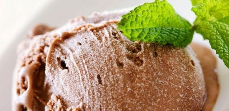 Cannabis Chocolate Ice Cream