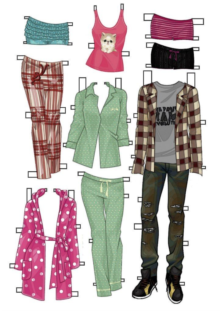 IPD Clothes