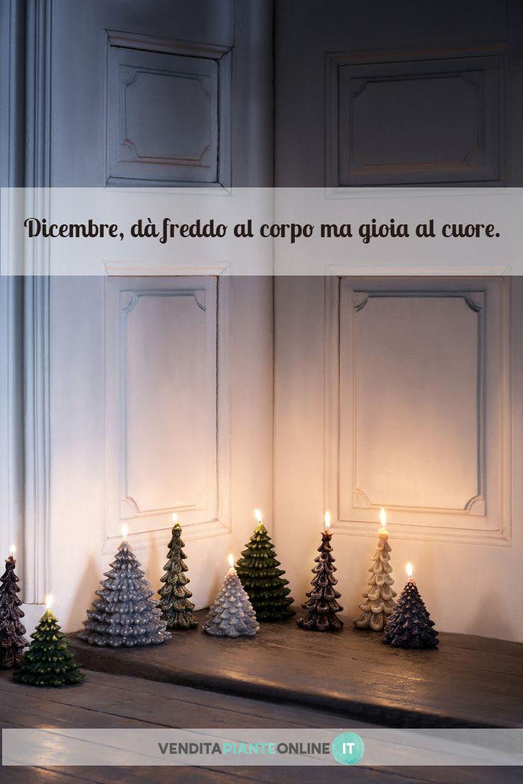 #Dicembre, dà #freddo al #corpo ma #gioia al #cuore.