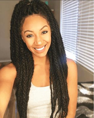 Stunning Protective Style Twists IG:@jeanicewebb  ‪#‎naturalhairmag‬