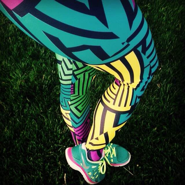 The perfect outfit for running.   #nushiclothing #leggings #designer #designerclothes #design #art #digitalprint #colors #fashion #selfie #photooftheday #beautiful #beauty #pretty #girl #girly #happy #fun #swag #outfit #outfitoftheday #ootd #lookoftheday #style #stylish #model