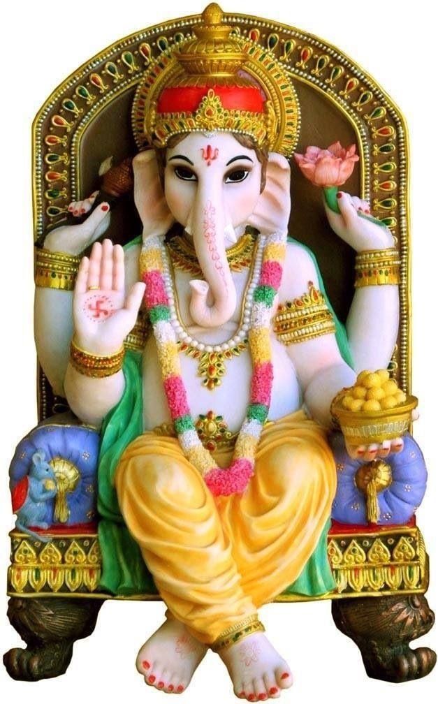 151 best images about gods on pinterest wealth hanuman and mysore - Sri ganesh wallpaper hd ...