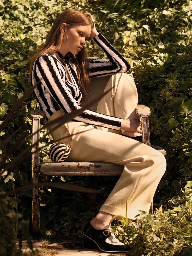 julia hafstrom by mark segal for vogue china july 2015 | visual optimism; fashion editorials, shows, campaigns & more!
