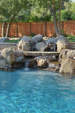 Natural Swimming Pool Design Ideas, Pictures, Remodel and Decor